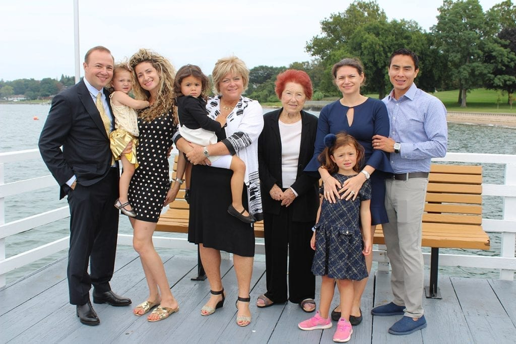 Rona K. Cohen family photo