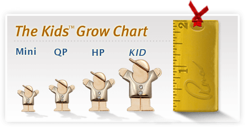 Rona K. Corp Meet the Kids Growth Chart