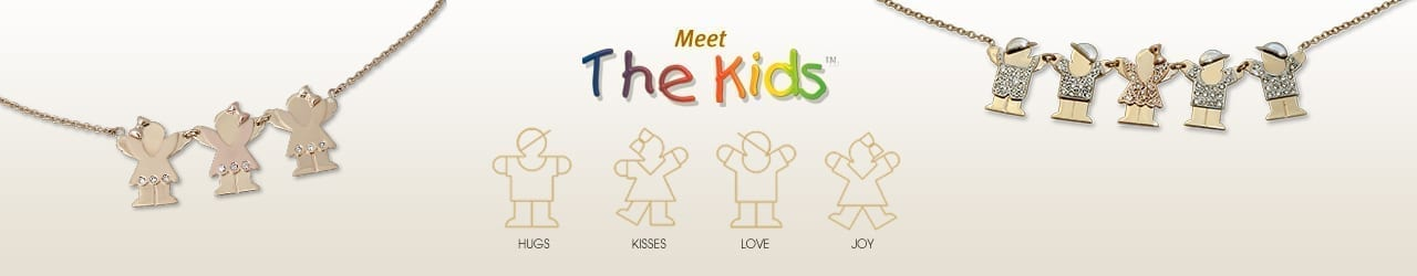 Meet The Kids Rona K. Corp's Kids™ have different personalities - just like your kids.