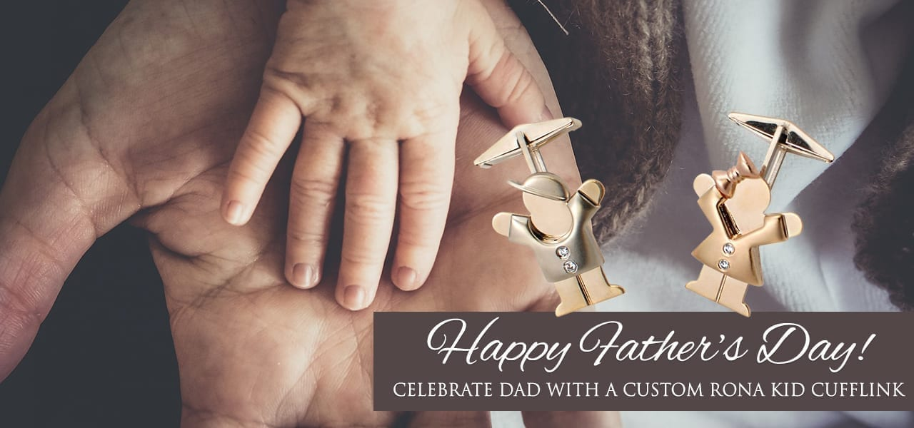 Happy Father's Day from Rona K Corp.